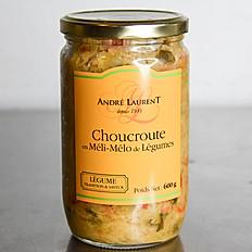 Sauerkraut w/Vegetables