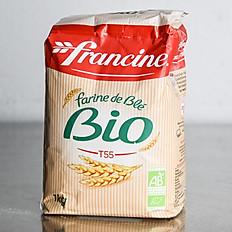 Organic Wheat Flour (2.2lbs)