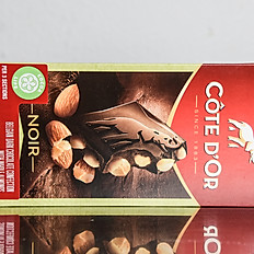 Cote d'Or - Dark Chocolate w/ Whole Almonds