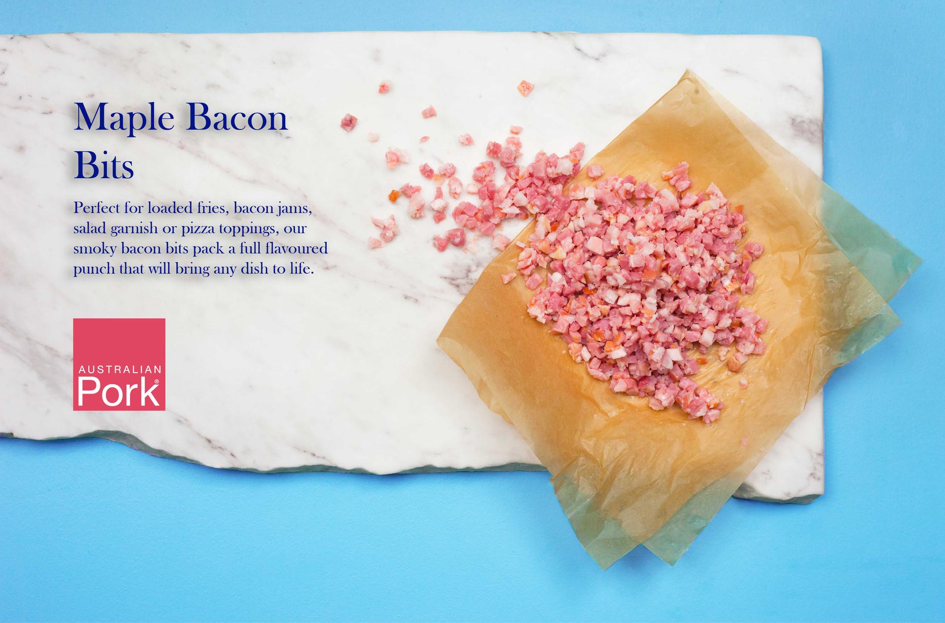 Maple Bacon Bits