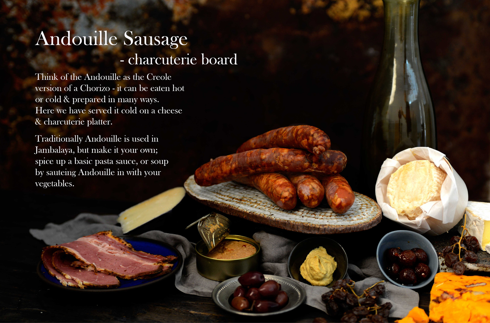 Andouille Recipe