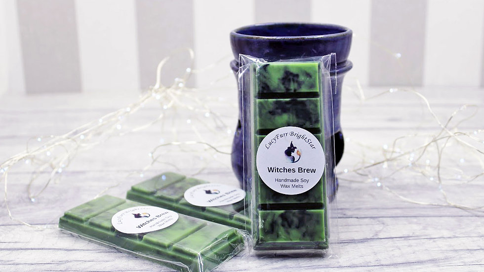 Witches Brew Wax Melt Snap Bar