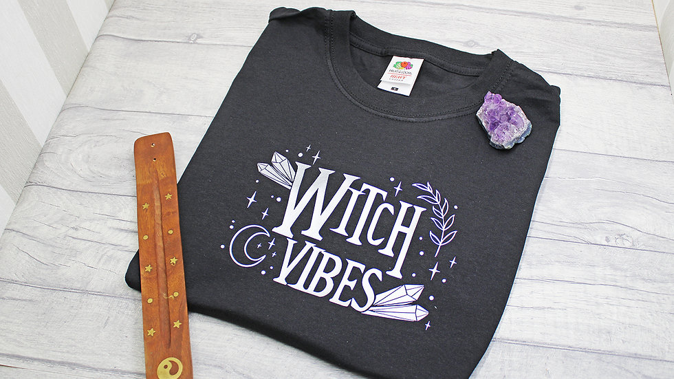 Witch Vibes T-Shirt