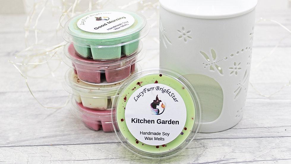 Kitchen Garden Segment Pot