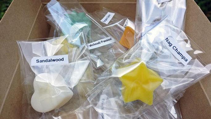 Wax Melts Sample Box