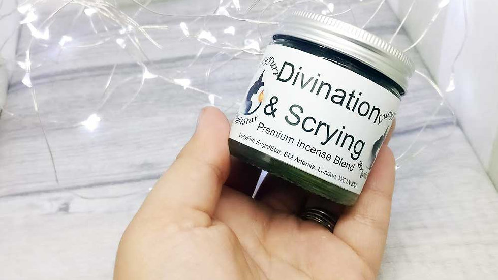 Divination and Scrying Incense