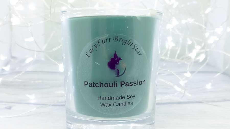 Patchouli Passion Container Candle