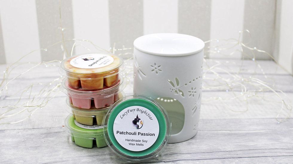 Patchouli Passion Segment Pot