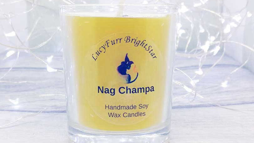 Nag Champa Container Candle
