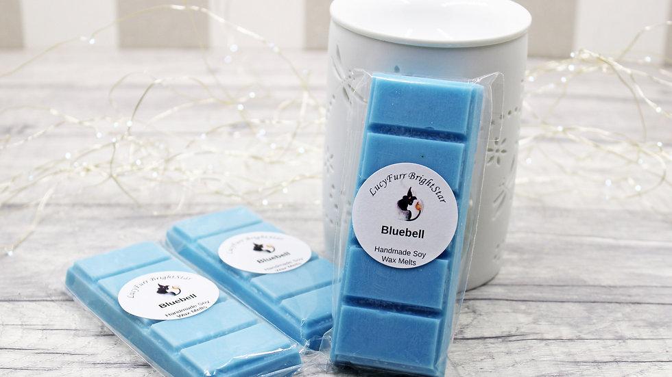 Bluebell Wax Melt Snap Bar