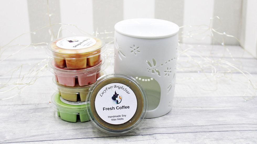 Fresh Coffee Segment Pot