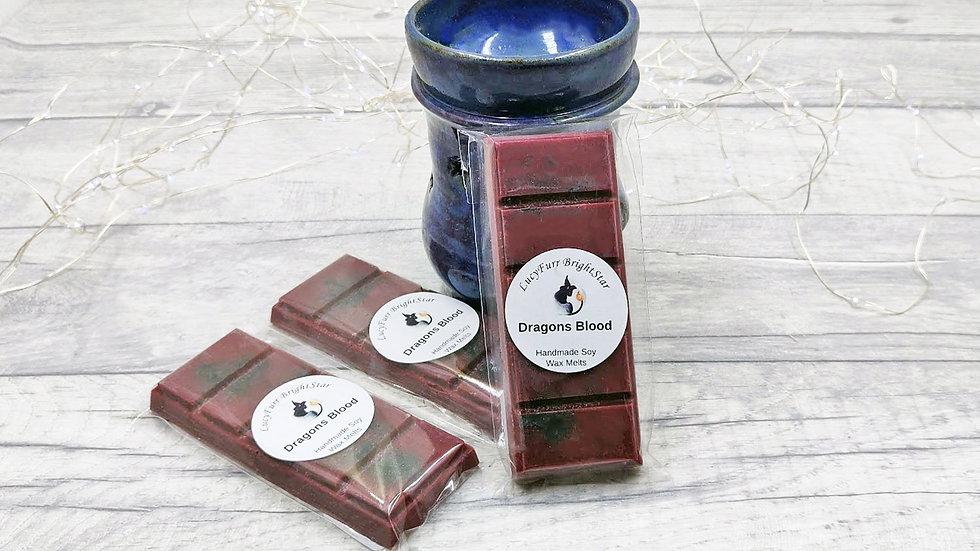 Dragons Blood Wax Melt Snap Bar