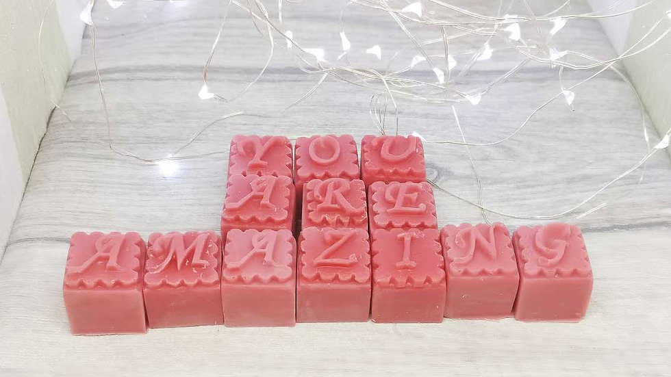 You are Amazing Personalised Wax Melts