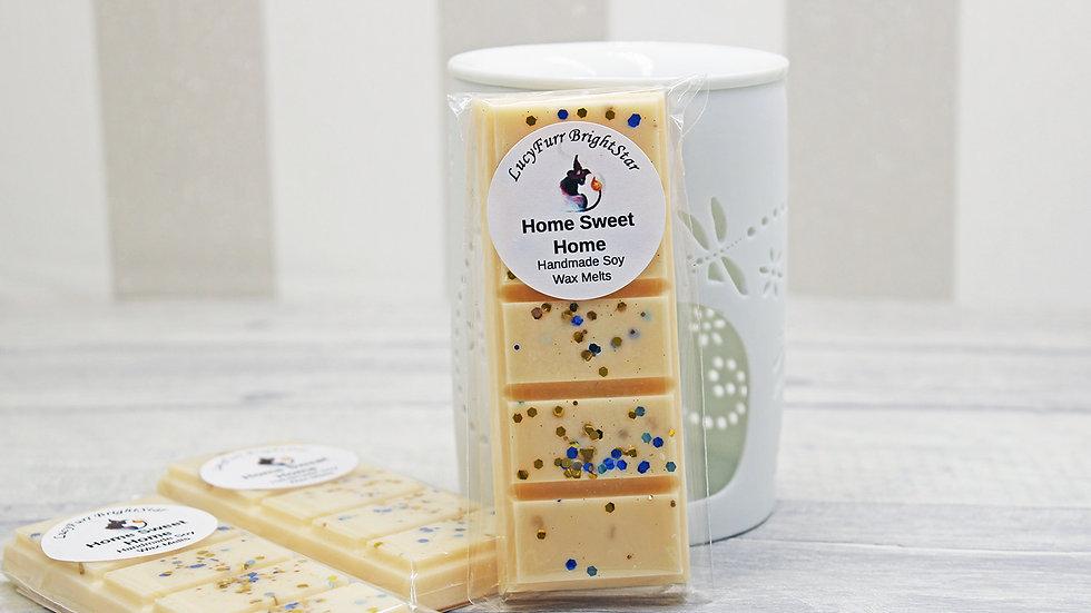 Home Sweet Home Wax Melt Snap Bar