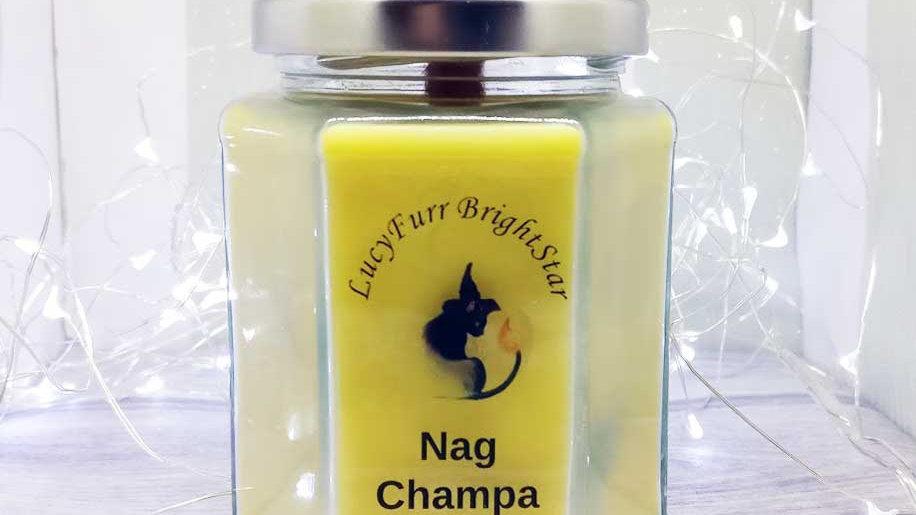 Nag Champa Jar Candle