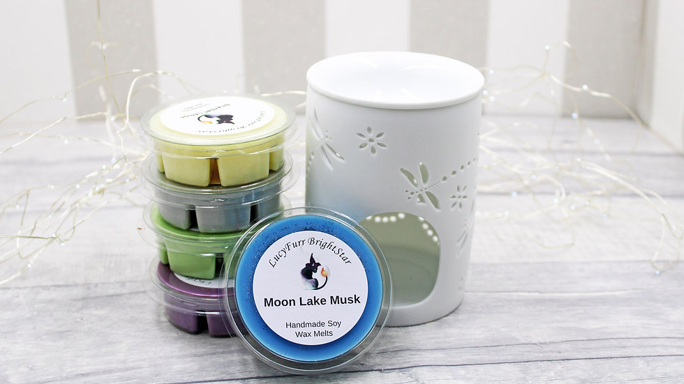 Moon Lake Musk Segment Pot