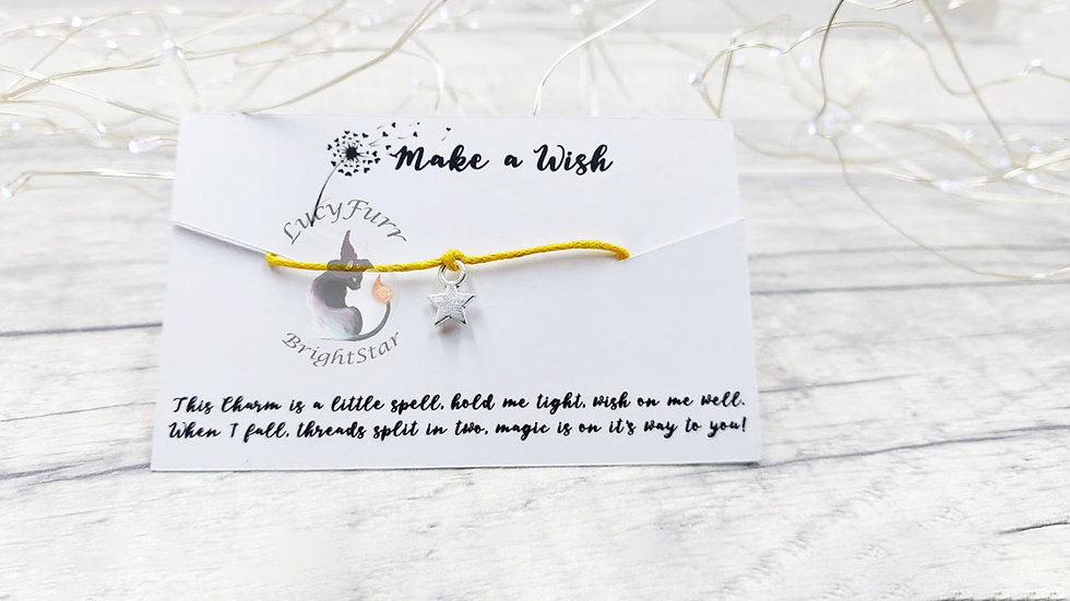 Star Wish Bracelet