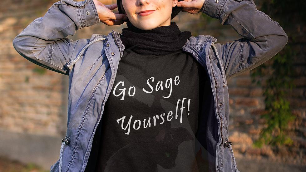 Go Sage Yourself Cotton T-shirt