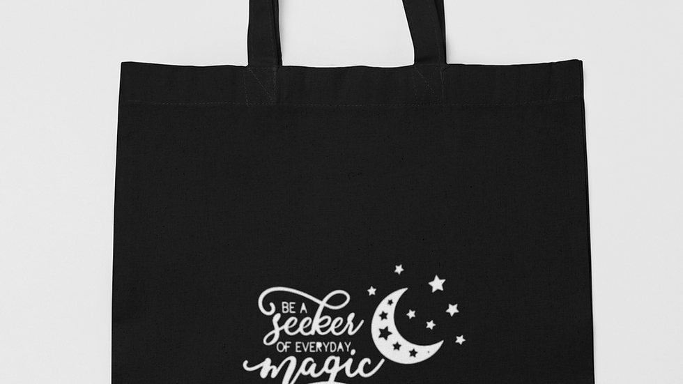 Seeker of Everyday Magic Tote Bag