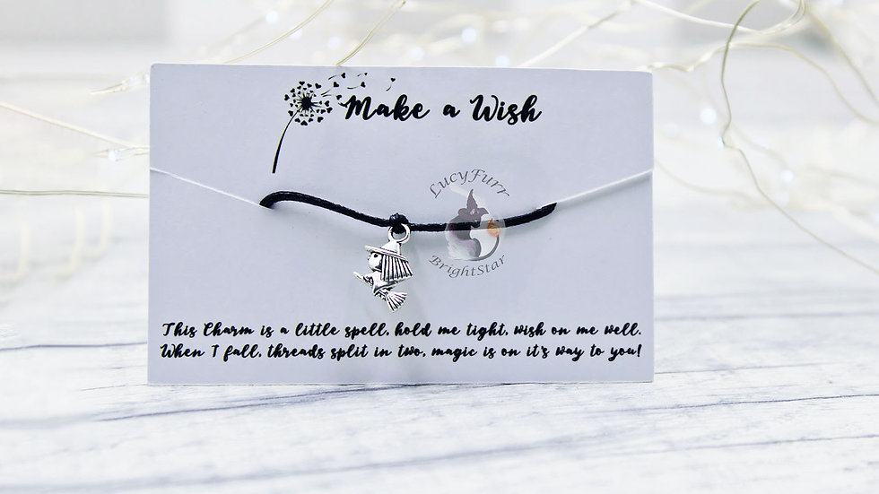 Witch Wish Bracelet