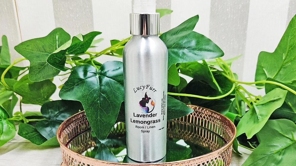 Lavender Lemongrass Room Spray