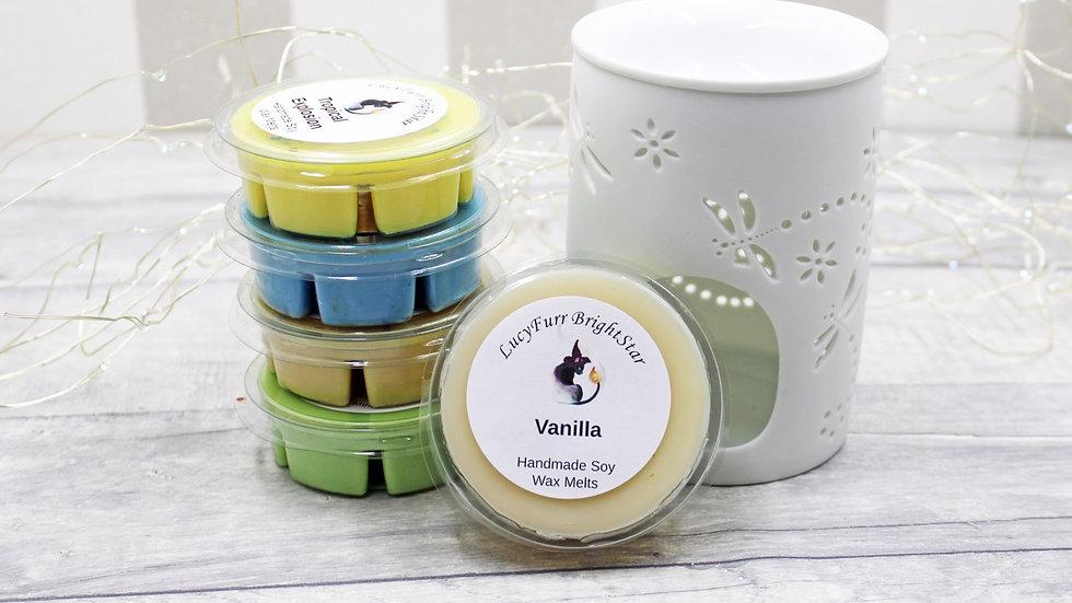 Vanilla Segment Pot