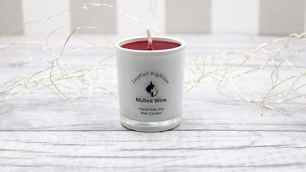 Mulled Wine Container Candle
