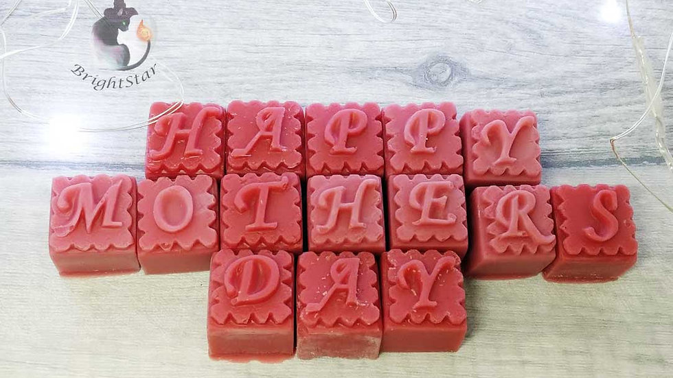Mothers Day Personalised Wax Melts
