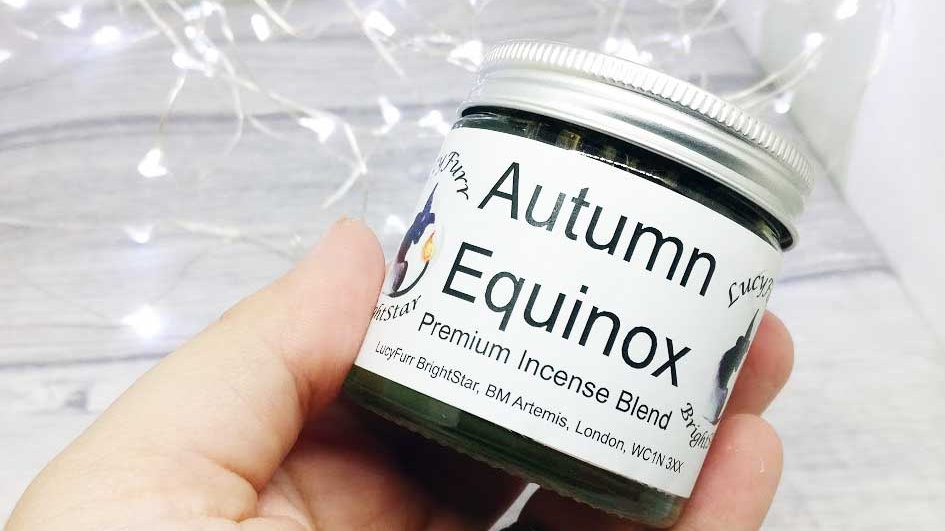 Autumn Equinox Incense