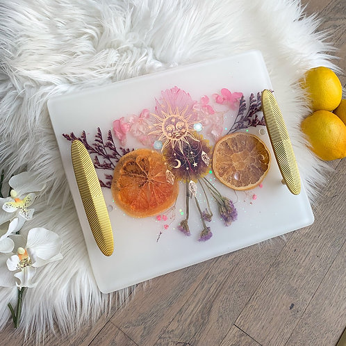 Floral Tray