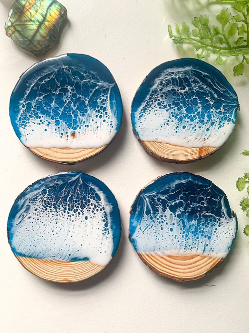 2 sets of ocean coasters (reserved for Joyce)