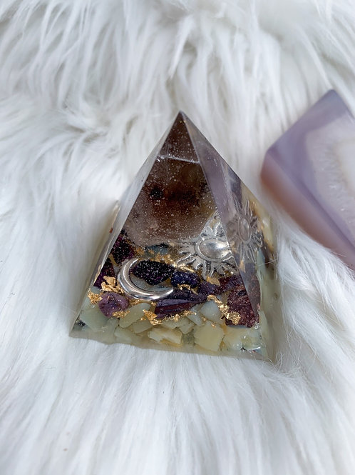 Smokey Quartz Orgonite