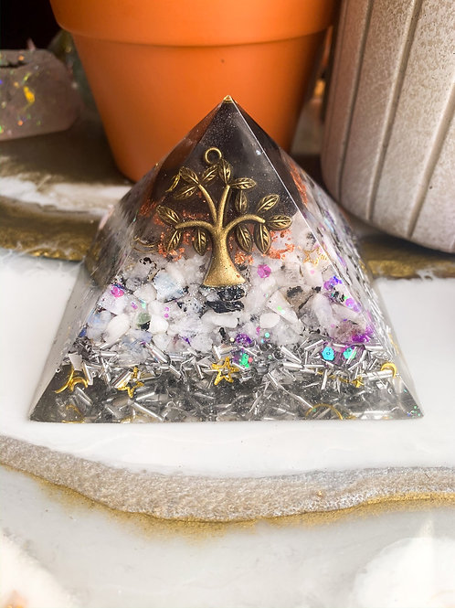 Moonstone Orgonite