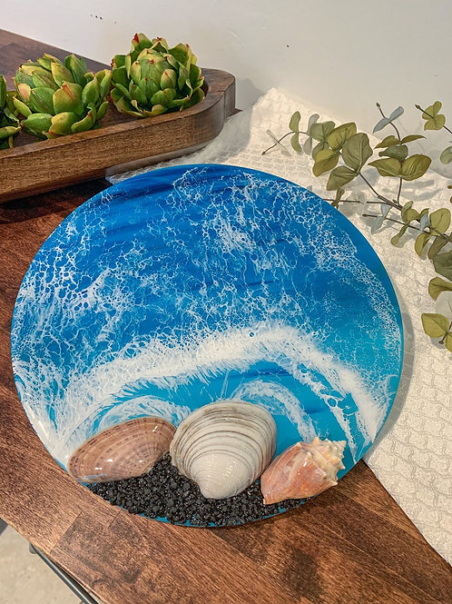 Ocean Swivel Tray