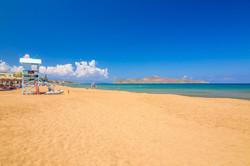 Stalos Beach, Crete