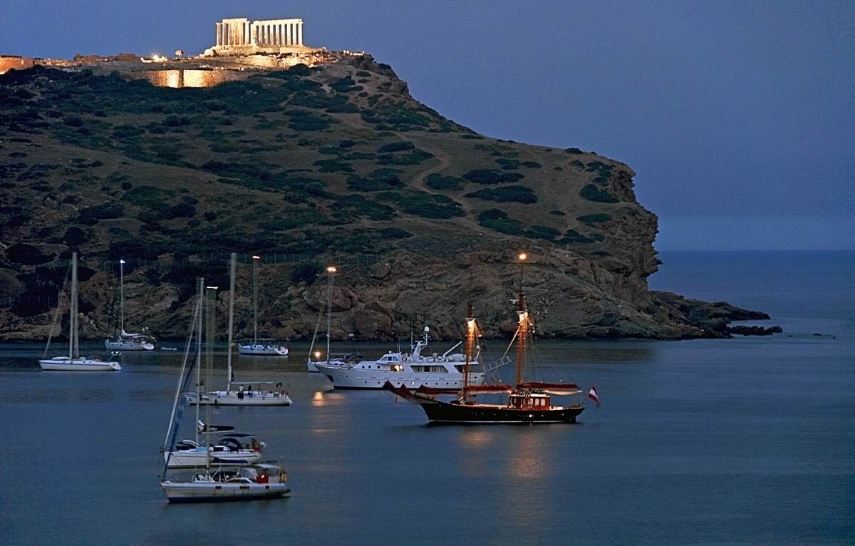 Sounion, Attica, Greece
