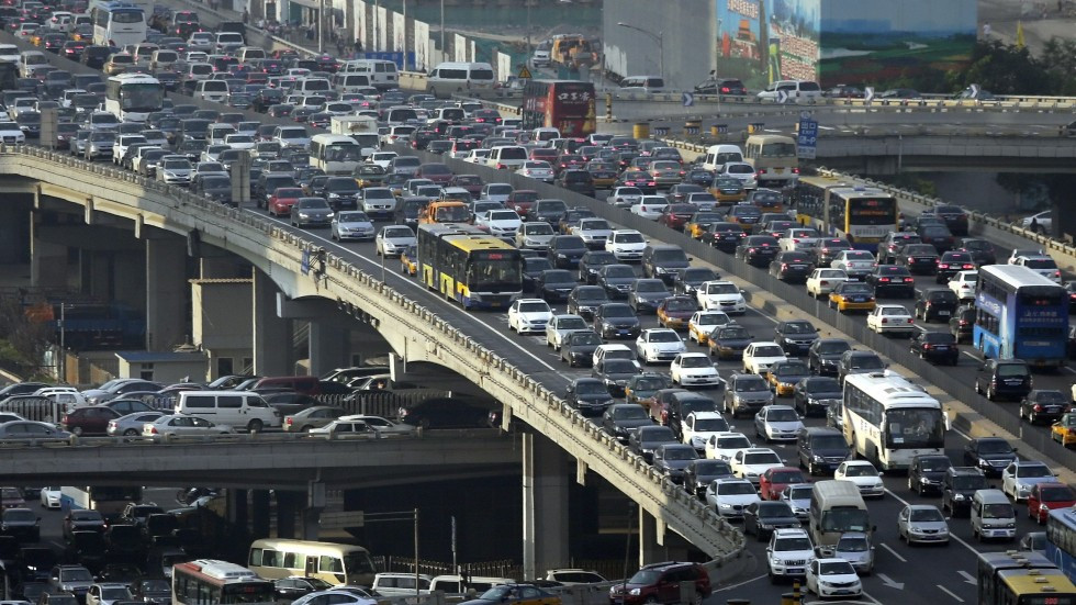 congestion during high traffic