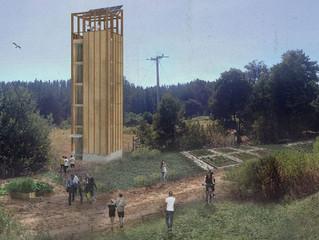 Valparaíso tendrá el edificio más alto de Latinoamérica construido en madera