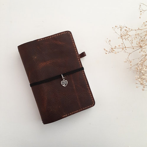 Kodiak Leather Handcrafted Journal Cover
