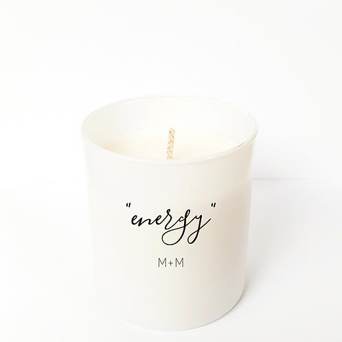 Energy 8 oz Candle