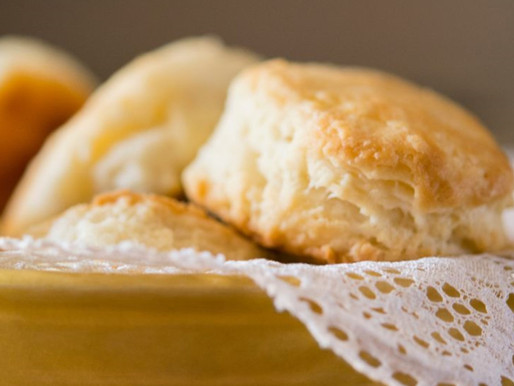 Simple Homestyle Biscuits