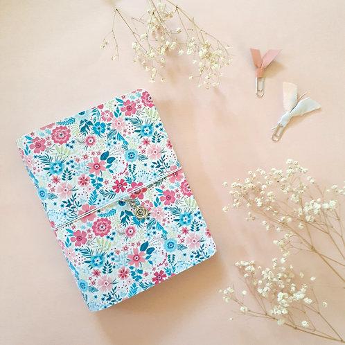 """Floral Lovin"" B6 Planner Cover"