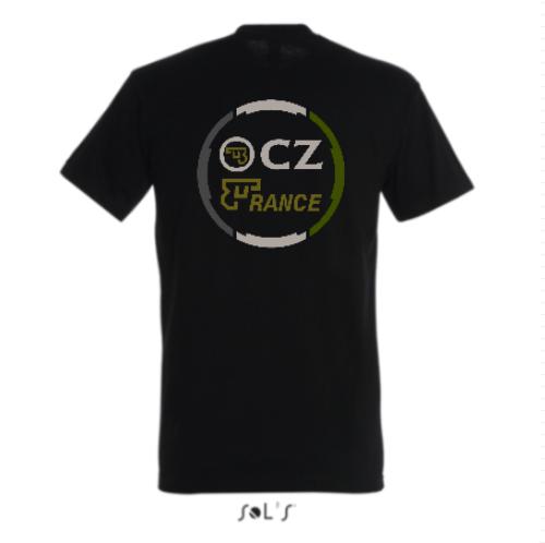 T-Shirt CZ France