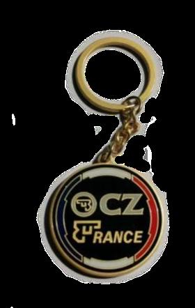 Porte-clés CZ France