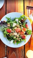 Watermelon & Jicama Salad