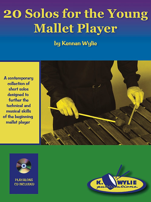 20 Solos for the Beginning Mallet Percussionist