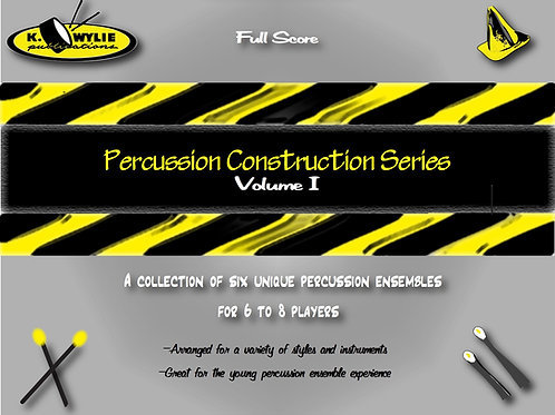 Percussion Construction Series