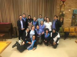 Staff 2017 group shot 2