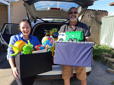 Anna and Raouf  - Toy Drive refugees.jpg
