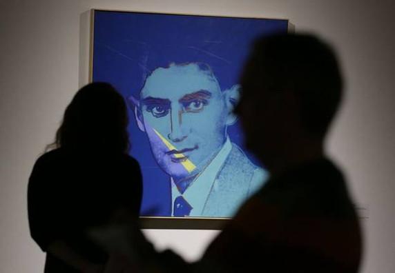 Энди Уорхол в Еврейском Музее